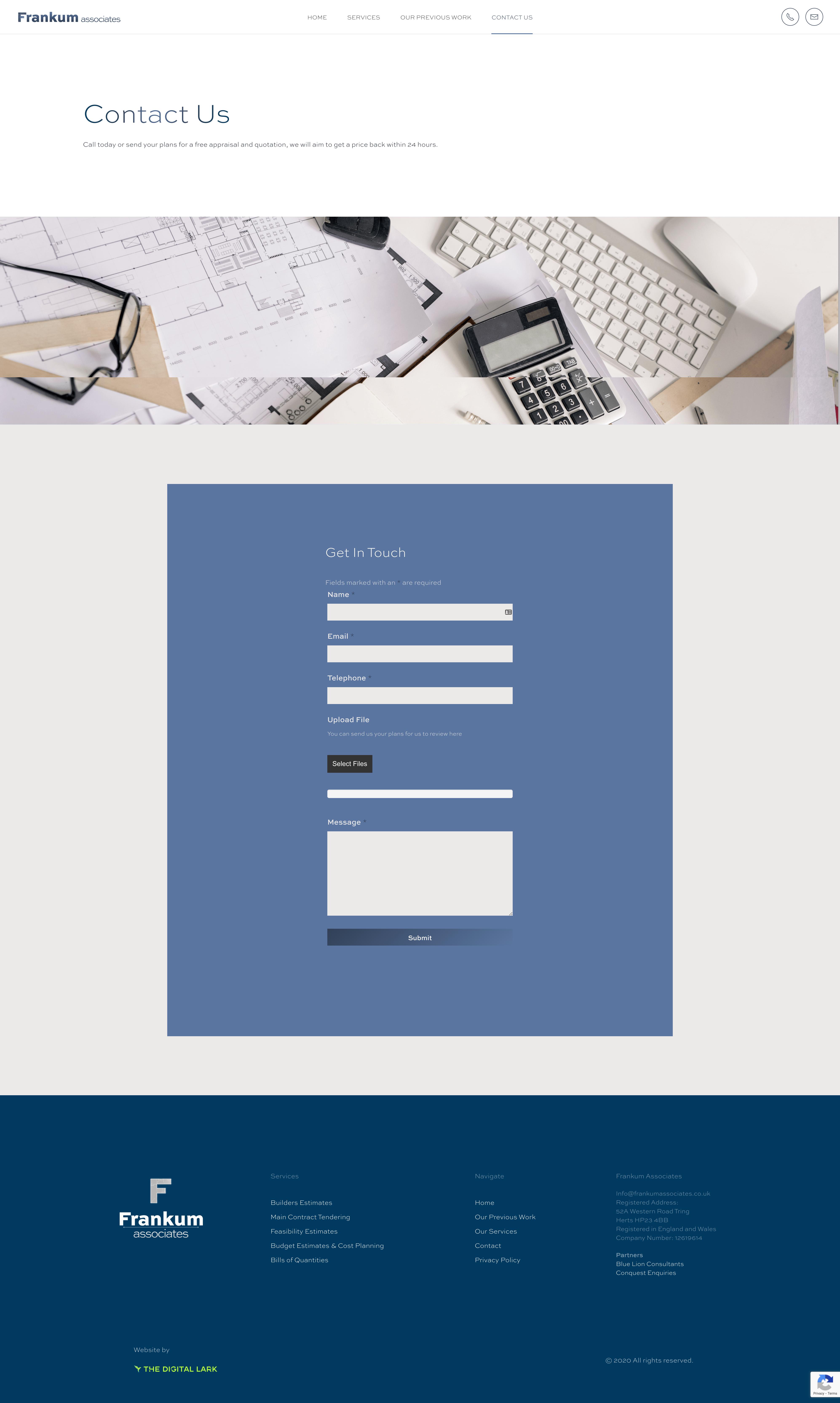 Frankum Associates Website